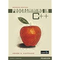 Programming in C++, 2e