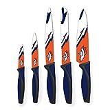 Sports Vault NFL Denver Broncos Kitchen Knives For Sale