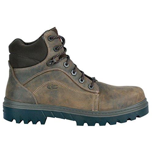 """Cofra 26540––000.w39Talla 39bis S3HRO SRC–Zapatillas de seguridad de """"Oakland, color gris"""