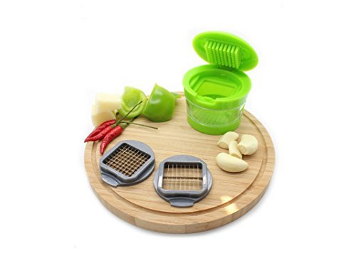 HAO Treasure Garlic Press Slicer product image