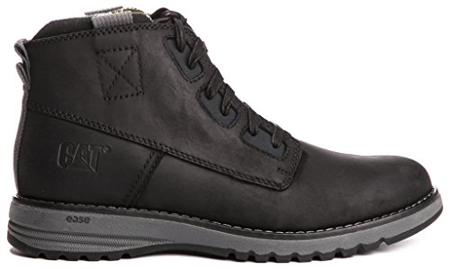 Caterpillar CAT Tate Waterproof P721796 Scarpe da uomo Sneaker Nero (Black)