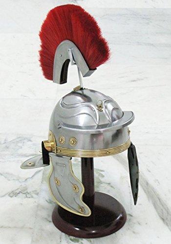 brass gift store Casco de Legionario Romano de Latón, Armadura ...