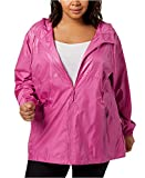Product review for Columbia Women's Plus Size Flashback Long Windbreaker Jacket