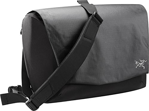 Arc'Teryx Men's Fyx 13 Messenger Bag, Black, One Size