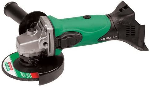 """18 Volt Cordless 4 1//2/"""" Angle Grinder Battery 9100 RPM High Torque Tool Only"""