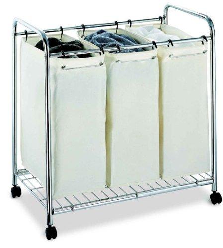 (Neu Home 1763W-1P Laundry Sorter,)