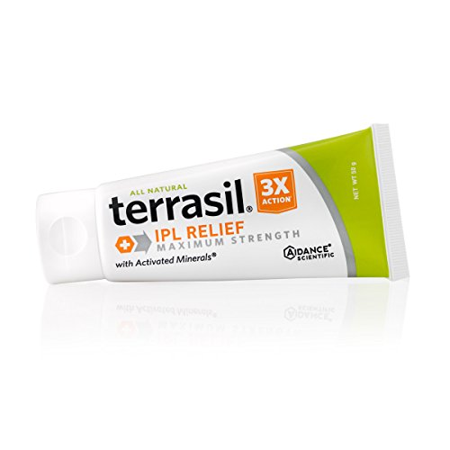 Molluscum Contagiosum Treatment with Thuja - terrasil® IPL Relief MAX, Pain Free, Formulated for Children's Sensitive Skin 100% Guarantee All Natural Ointment for Treating Molluscum Bumps, & Itch