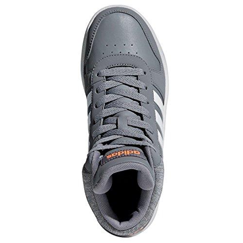 3d070cae12 ... order adidas unisex kinder vs hoops mid 2.0 hohe sneaker grau grey  three footwear da416 925e5