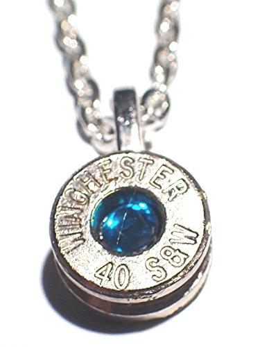 40 cal bullet necklace - 8