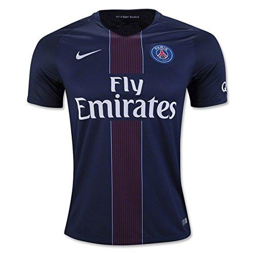 Nike Mens Paris-Saint Germain Stadium Jersey-MIDNIGHT NAVY (M)