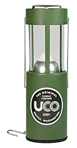 UCO Original Candle Lantern, Non-Anodized, Green