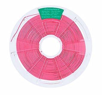 Filamento PLA 1000g 1,75mm para impresoras 3D (Rosa): Amazon.es ...
