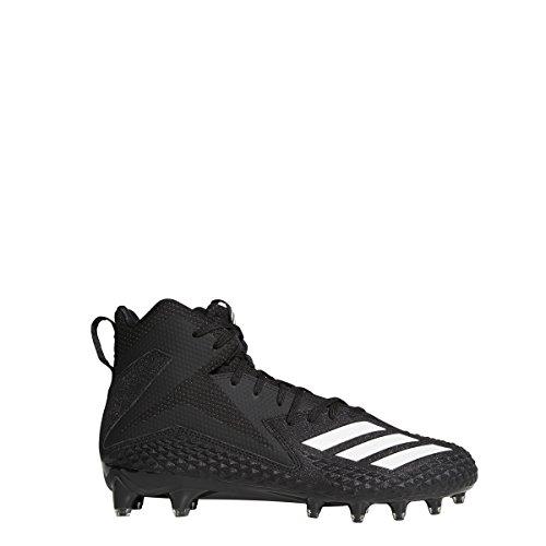 Scarpa Da Calcio Adidas Original Mens Freak X Carbon Mid Nero / Bianco / Nero