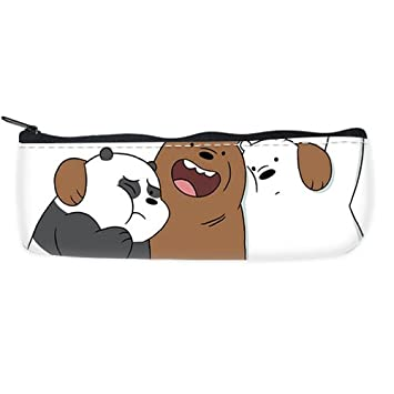 Amazon.com : We Bare Bears Custom Pencil Case : Office Products