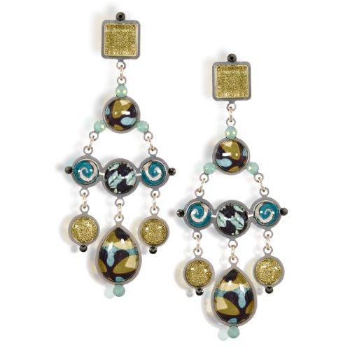 (Artazia Samarkand Earrings, Fall-Winter Collection E7205)