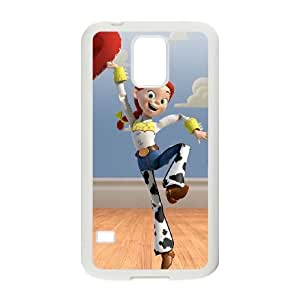 Toy Story 3 Samsung Galaxy S5 Cell Phone Case White WS0219787