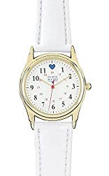 Nurse Mates - Womens - Gold Basic Military Dial