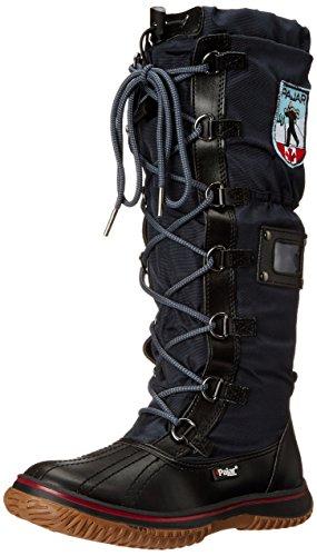 Pajar Women's Grip Boot, Black/Navy, 41 EU/10 M US