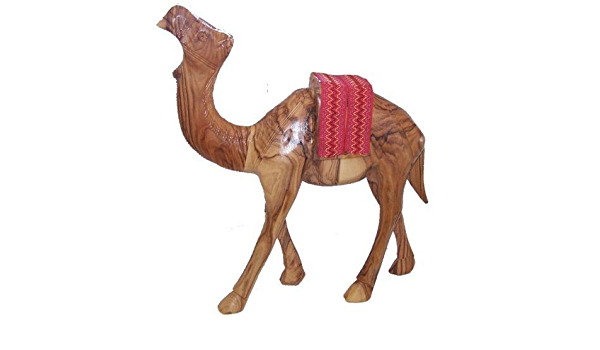 Large Camel Designed By Olivewood Bethlehem