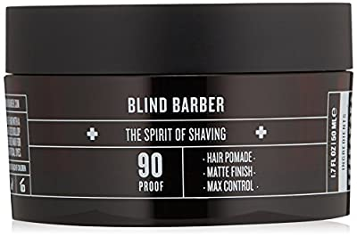 Blind Barber 90 Proof Hair Pomade, 1.7 fl. oz.