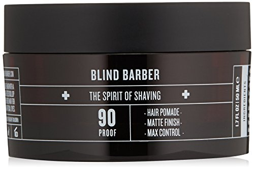 Blind Barber 90 Proof Hair Pomade, 2.5 fl. oz.