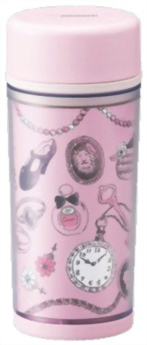 Zojirushi Thermal Stainless Mug SUITO 0.25 liter ( 8.4 oz. ) | SM-HA25-PA Pink (Japan Import) by Zojirushi