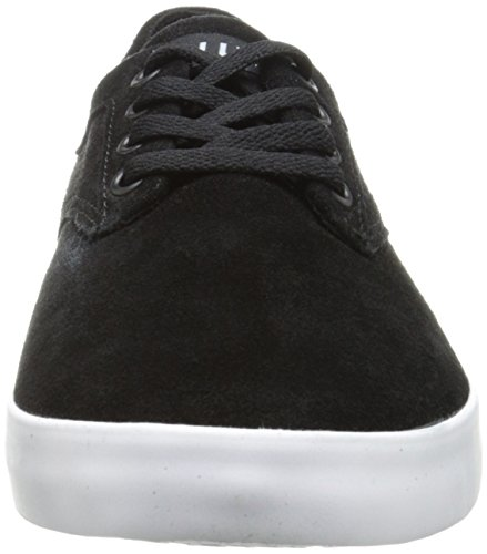 Huf Skate Shoes - Huf Sutter Skate Shoes - Black / White