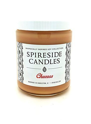 Churros ® Candle - Spireside Candles, Disney Candles