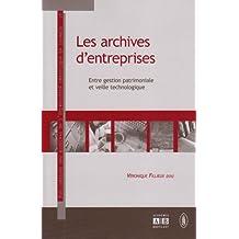 Archives d'entreprises