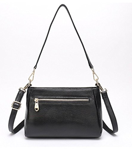 Sacs Messenger Mode Casual Voyage De Main à De Black Vintage Crossbody Sacs à Main Hwq0U7H