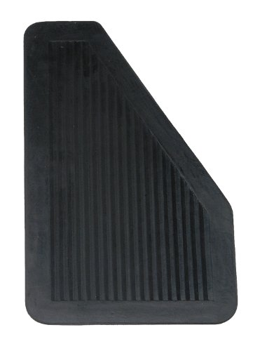"rsal Fit Heavy Duty Rubber Premiere Splash Guard (Black 14"" H x 8 ½"" W) (1980 Cadillac Eldorado Rubber)"