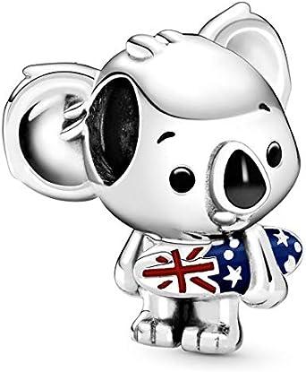Pandora Australian Koala Charm: Amazon.co.uk: Clothing