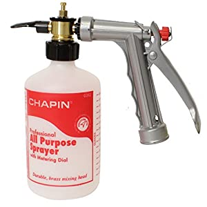 Chapin G362 Professional All Purpose Hose End Sprayer With Metering Dial For
