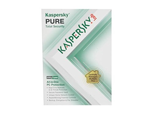 Kaspersky Lab Pure Total Security