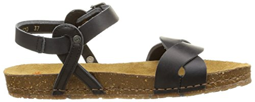 Art Creta, Women's Sandals Black (Black)