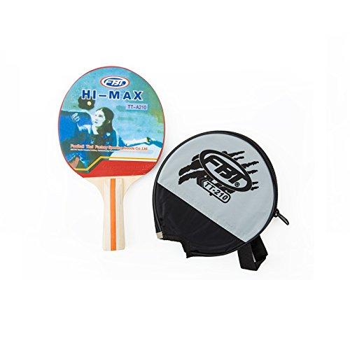 FBT hi-max a210テーブルテニスラケット、パック2個。 B0786GM3X4