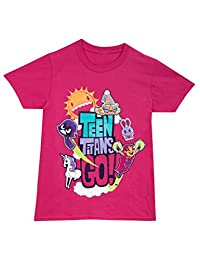 Teen Titans Go! Girls Teen Titans T-Shirt