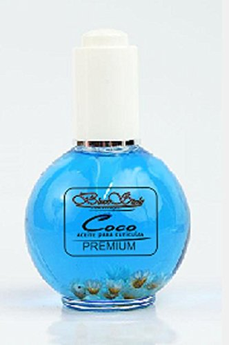 Aceite de cutículas 75ml - aroma COCO - manicura y pedicura Blucc Style