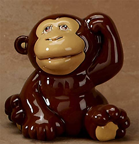 The Lovable Monkey Paint Your Own Adorable Ceramic Keepsake