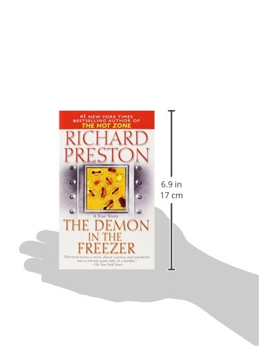 the demon in the freezer 2 essay The demon in freezer richard preston  mathematics obj and essay 234131€03 2 2 ecotec thermostat replacement€04 the case of the amazing zelda the.