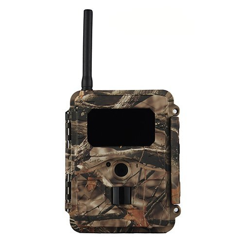 Spartan Go Cam Verizon New 4G, Blackout, HD, Camo HCO Outdoor
