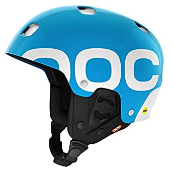 POC Receptor Backcountry MIPS Casco para adulto Invierno 15-16, Color Azul (Radon Blue), Talla S