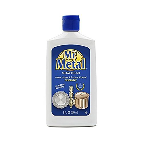 Leaf Pewter Cabinet - Mr. Metal