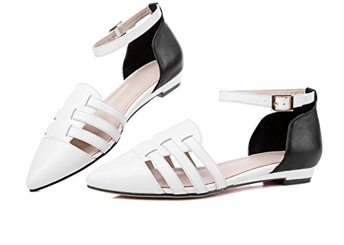 Nuevos 's Zapatillas Mujeres Verano I Sandalias Con blanco Bajas CWa5xPS