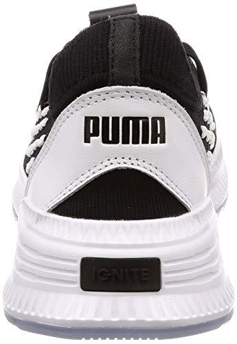 Noir Fusefit Blanc Avid Noir Hommes Basket Puma EqIYx