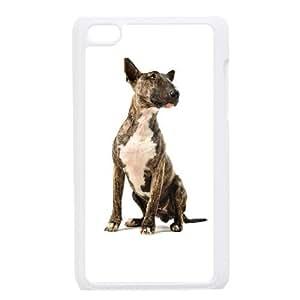Basset Hound 005 iPod Touch 4 Case White TPU Phone Case RV_629454