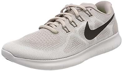 Nike Women's Free RN 2017 Road Running Shoes, Beige, 6.5 US (37 1/2 EU)