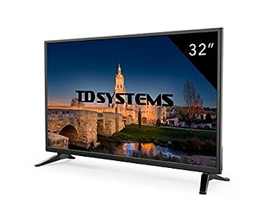 "TD Systems k32dlm7h – TV LED da 32 "" : Televisori 24 Pollici. TV Led ..."