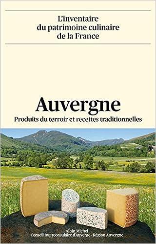 Amazon Fr Auvergne Produits Du Terroir Et Recettes