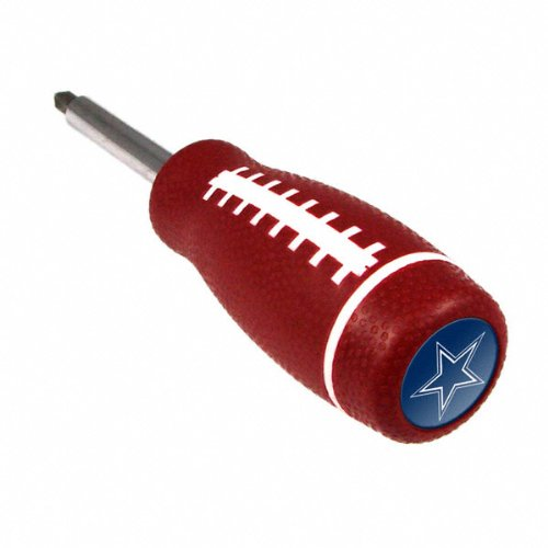 One Size Team Promark Dallas Cowboys Pro Grip Screwdriver Size